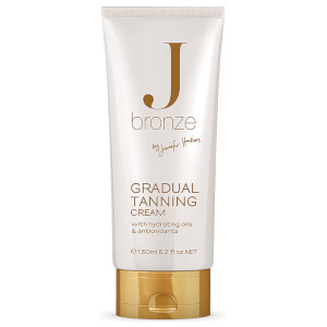 Jbronze Gradual Tanning Cream 150ml