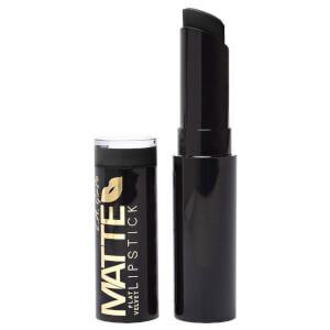 L.A. Girl Matte Flat Velvet Lipstick - Raven 3g