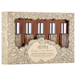 Lavanila Mini Roller-Ball Fragrance Collection 5 x 5ml