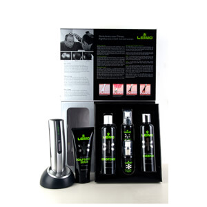 The Leimo Personal Hair Laser Men's Starter Kit