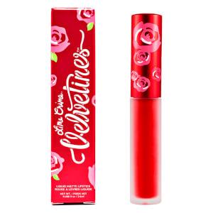 Lime Crime Velvetines Lipstick - Red Velvet
