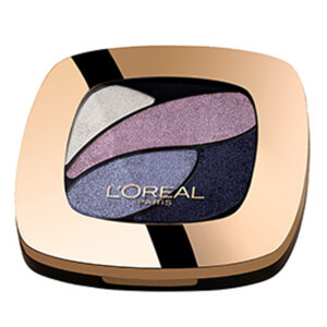 L'Oréal Paris Color Riche Eye Shadow Quads #E7 Lilas Chen