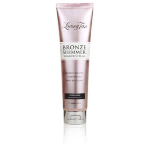 Loving Tan Bronze Shimmer Luminous Cream Instant Colour - Ultra Dark 120ml
