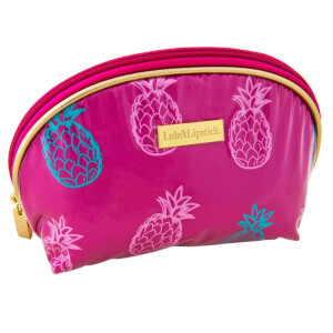 Lulu & Lipstick Makeup Bag
