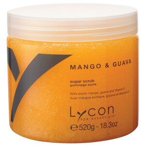 Lycon Oil Free Sugar Scrub - Mango And Guava 520g