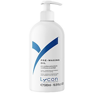 Lycon Pre-Waxing Oil 500ml