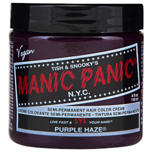 Manic Panic Semi-Permanent Hair Color Cream - Purple Haze 118ml