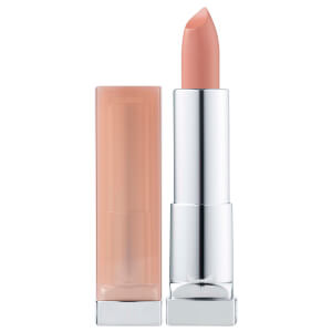 Maybelline Color Sensational Stripped Nudes Lipstick #732 Brazen Beige 4.2g