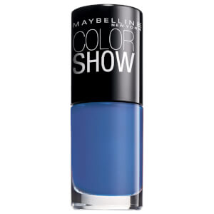 Maybelline Color Show Nail Lacquer #335 Broadway Blues 7ml