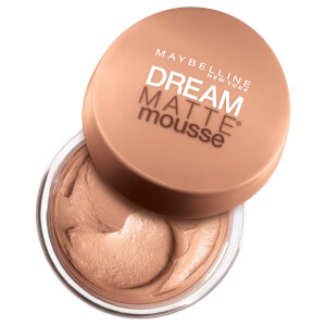 Maybelline Dream Matte Mousse Foundation Medium Beige 18g