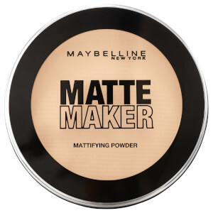 Maybelline Matte Maker Powder #10 Classic Ivory 16g