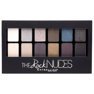 Maybelline The Rock Nudes Eye Shadow Palette 10g