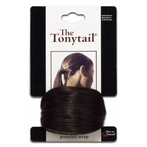 Mia Tonytail Dark Brown x 1