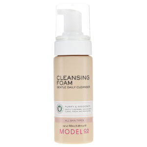 ModelCo Cleansing Foam Gentle Daily Cleanser 100ml