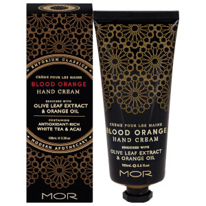 MOR Blood Orange Hand Cream 100ml