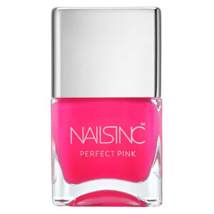 nails inc. Elm Park Gardens Perfect Pink Nail Polish 14ml