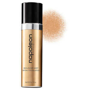 Napoleon Perdis Boudoir Mist Spray Foundation Look4 45g