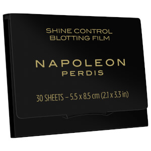 Napoleon Perdis Shine Control Blotting Film - 30 Sheets