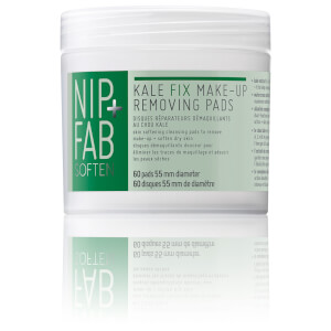 Nip + Fab Kale Fix Make-Up Removing Pads - 60 Pads