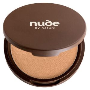nude by nature Pressed Mineral Cover Foundation - Beige 10g