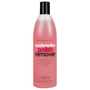 OPI Acetone Free Polish Remover 480ml