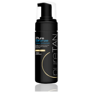 PureTan Pure Bronze Instant Tanning Foam Dark 150ml
