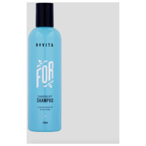 Revita Natural Wash Dry Scalp/Dandruff Shampoo 250ml