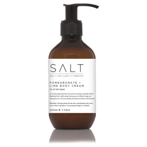 SALT Pomegranate + Lime Body Cream 200ml