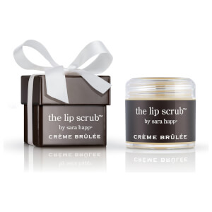 Sara Happ The Lip Scrub - Creme Brulee