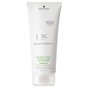 Schwarzkopf BC Scalp Therapy Sensitive Soothe Shampoo 200ml
