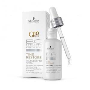 Schwarzkopf BC Time Restore Q10 Plus Rejuvenating Serum 30ml