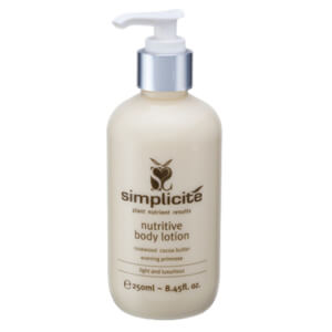 Simplicite Nutritive Body Lotion