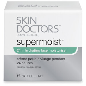 Skin Doctors Supermoist 24hr Hydrating Face Moisturiser 50ml