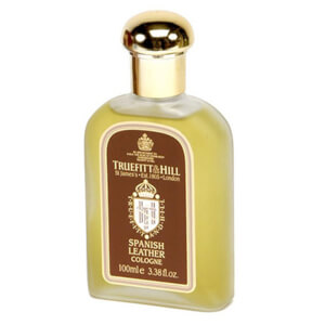 Truefitt & Hill Men's Cologne Spanish Leather 100ml