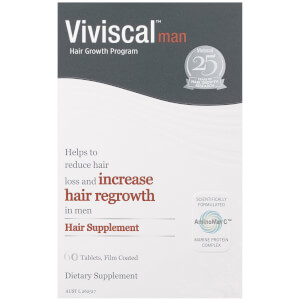 Viviscal Man Hair Growth Supplement - 1 Month (60 Tablets)
