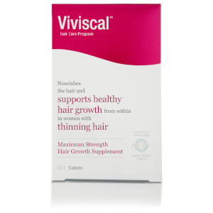 Viviscal Maximum Strength Hair Growth Dietary Supplements For Women x 60 Tablets