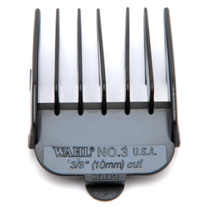 Wahl Plastic Clipper Comb Attachment Guide #3/9mm