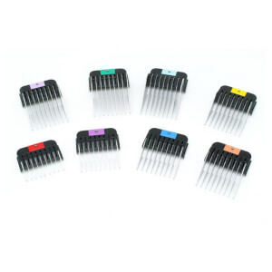 Wahl Stainless Steel Attachment Guide Combs For Km-Ss And Km-2