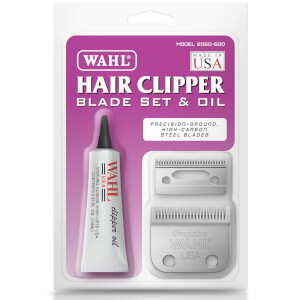 Wahl Usa Precision Replacement Blade Set + Oil