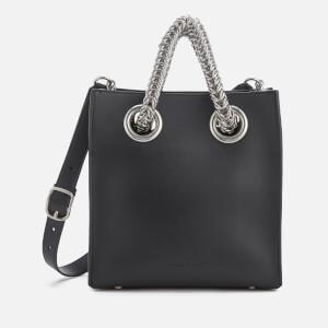 Alexander Wang Women's Genesis SQ Box Chain Shopper Bag - Black