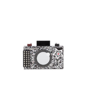 Karl Lagerfeld The Photographer Minaudiere - Black