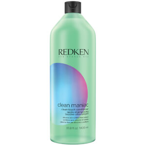 Redken Clean Maniac Conditioner 33.8 oz