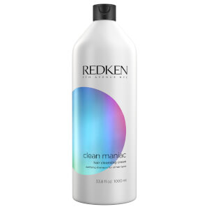 Redken Clean Maniac Hair Cleansing Cream 33.8 oz
