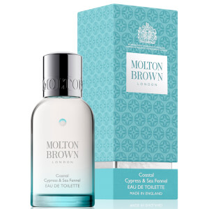 Molton Brown Coastal Cypress & Sea Fennel Eau de Toilette 50ml