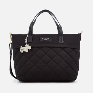 Radley Women's Hilly Fields Medium Ziptop Multiway Bag - Black