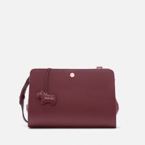 Radley Women's Liverpool Medium Ziptop Cross Body Bag - Port