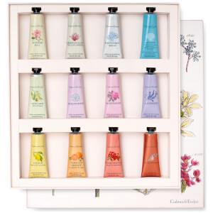 Crabtree & Evelyn Hand Therapy Gift Set 12 x 25g (Worth £72)