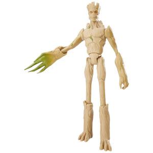 Guardians of the Galaxy Titan Heroes Deluxe Growing Groot Figure