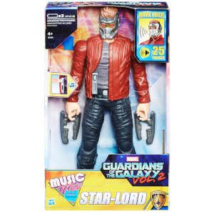 Guardians of the Galaxy Electronic Music Mix Star Lord 12 Inch Figure