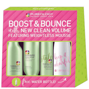 Pureology Boost & Bounce with Clean Volume Set